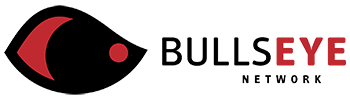 Bulls Eye Network Logo